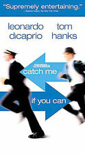 NEW - Catch Me If You Can (VHS, 2003)