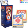 12 DECKS BICYCLE LEAGUE BACK STANDARD INDEX POKER SPIELKARTEN 6 BLAU 6 ROT NEU
