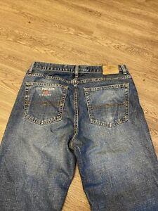 Mens US Polo Jeans, Regular Fit, Size 34 X 32