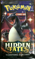 POKEMON HIDDEN FATES BOOSTER PACK FACTORY SEALED! **36 AVAILABLE**