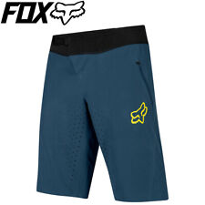 Fox Attack Pro Mtb Cycling Shorts 2018 - Midnight Blue - Size 28, 30, 32, 34, 36