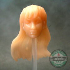 "ML266 Female Custom Cast head use w/ 6"" Marvel Legends"
