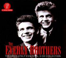 The Everly Brothers - The Absolutely Essential 3CD Collection
