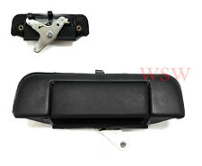 Black Plastic Tail Gate Handle Tailgate For Toyota Hilux '1997 - '2001 2WD 4WD
