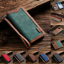 For Samsung Galaxy A51(5G) A71(5G) Case Wallet Leather Flip Card Pocket Cover