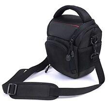 Large Camera Case Bag For NikonD300 D300s D200 D100 D50 D70 AND MANY MOR Cameras