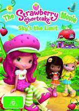 Strawberry Shortcake - The Movie : Sky's The Limit (DVD, 2009)