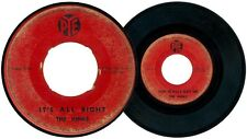 Philippines The KINKS It's Alright 45 rpm Record