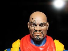 HEAD ONLY Marvel Legends Custom painted Head Bishop Bald Head