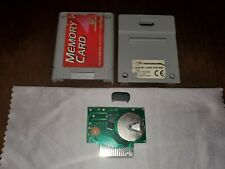 Memory Card Performance (Nintendo 64 N64) Cleaned Tested Authentic Poor Conditio