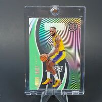 Lebron James ACETATE ILLUSIONS HOLO LAKERS - INVESTMENT - UV CASE - MINT