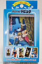Laputa : Castle in the Sky Trump Playing Cards Ghibli JAPAN ANIME MANGA