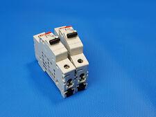 2 x ABB S201-B32 Sicherungsautomat B-Char.,6kA,32A,1P Inkl. MwSt