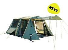 New Outdoor Connection Aria Elite 2 Air Pole Inflatable 2 Room For 8 Family Tent