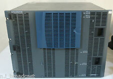 Leitch harris integrator 128x128 frame with 64x64 data router and 32x32 analog s