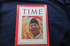 Time Magazine, December 23, 1946, Indonesia's President Soekarno