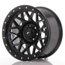 Japan Racing JRX8 Alloy Wheel 17x9 - 6x139.7 - ET0 - Matt Black
