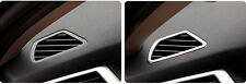 FOR BMW X5 E70 2008-2013 Accessories Interior Upper Dashboard Air Vent Outlet