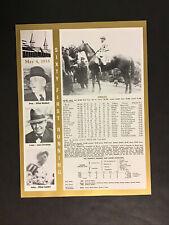 Omaha photo Horse Racing 1935 Kentucky Derby