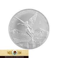 """2020 Mexico 2oz Silver Libertad Onza - BU *Treasure Coin Of Mexico ™"""" PRE-SALE"""