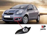 FOR TOYOTA YARIS 2009-2011 NEW FRONT BUMPER FOGLIGHT GRILLE WITH LAMP LEFT N/S
