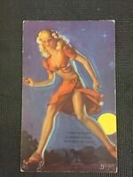 Mutoscope Card Vintage Pinups Combine Shipping