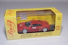 V 1:43 BANG 8031 FERRARI 355 COMPETITION RED MIB RARE