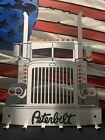 Peterbilt Truck Wall Art Decor - 2 Tone Color - Extra Lights Hauler