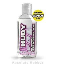 Hudy Ultimate Silicone Oil 200,000 cSt - 100ml - HUD106621