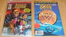 Speed Racer #1 VF/NM SEALED BAG Part One Now Comics #14, #31 & SPECIAL #1