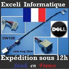 Connecteur dc jack  cable wire  XT3 Dell Latitude