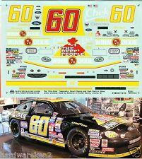 NASCAR DECAL #60 WINN DIXIE 1998 BGN FORD TAURUS MARK MARTIN SLIXX