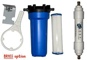 B.E.S.T. RV Inline water Filter VALUE PACK # 2C for caravan motorhome camper