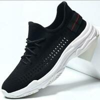 Fashion Men's Athletic Sneakers Casual Breathable Running Sports Shoes Trainers