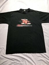 Rare Ferrari Formula 1 World Champion Shirt Mens F-1 Racing Sz Large Italy