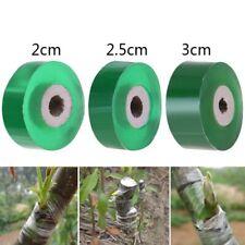 100m Roll of Grafting Tape Nursery Stretchable Fruit Tree Plant Like Parafilm Us