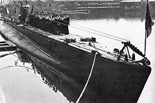 """WW2 - Sous-marin la """"Minerve"""" des Forces navales françaises libres"""