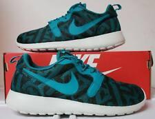 huge discount 29e5a c395a Womens Nike Roshe One KJCRD 705217-301 Metallic Green Brand New Size 8