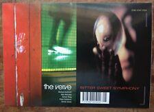 More details for the verve, bitter sweet symphony 1997 hut promotional postcard sticker