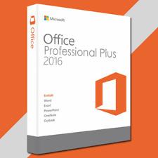Microsoft Office 2016 PRO Plus Key MS Office Professional Plus 32/64 Vollversion