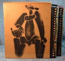 2 Vol SLIDEOPERA Dave Jones & William Kent SIGNED  #82 Philistine Traveler 1954