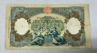 Italy 1947 Currency Note, Banca D'Italia Lire Cinquemila 5,000