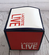 Lacoste Live USB Desktop Mini Speaker New