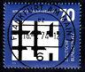 814 Vollstempel gestempelt EST Ersttag mit Gummi BRD Bund Deutschland 1974