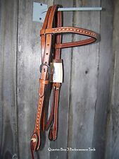Headstall - Buckstitched Easy Change Browband