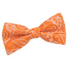 Pajaritas de hombre naranja
