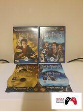 Harry Potter & the Chamber of Secrets & Prisoner of Azkaban PlayStation 2.