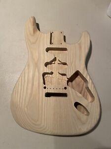 Frankenstrat Style guitar body