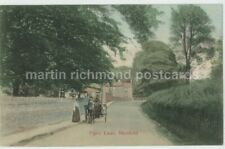 Sheffield, Piper Lane, Pitsmoor Postcard, C006