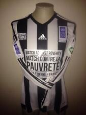 Maillot porté RONALDO Match Worn Shirt with CERTIFICAT (No Boots Brazil ASSE R9
